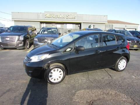 2016 Nissan Versa Note for sale at MIRA AUTO SALES in Cincinnati OH