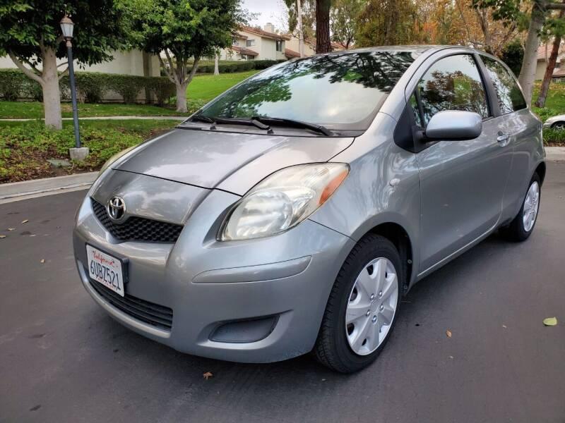 2011 Toyota Yaris for sale at E MOTORCARS in Fullerton CA