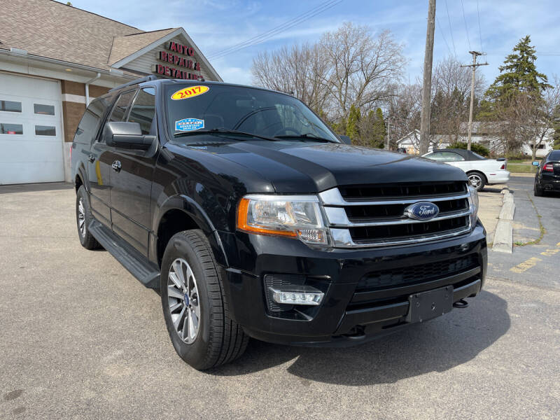 2017 Ford Expedition EL for sale at A 1 Motors in Monroe MI