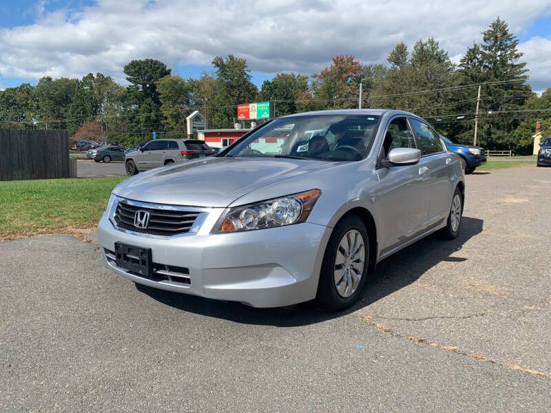 2009 Honda Accord for sale at Manchester Auto Sales in Manchester CT