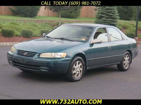 1998 Toyota Camry for sale at Absolute Auto Solutions in Hamilton NJ