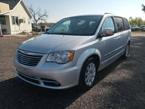 2012 Chrysler Town and Country for sale at Bennett's Auto Solutions in Cheyenne WY
