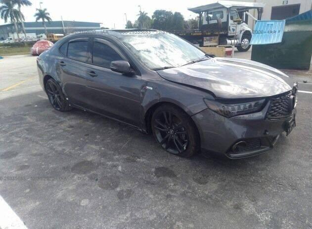 2020 Acura TLX for sale at STS Automotive - Miami, FL in Miami FL