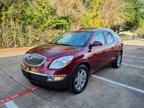 2010 Buick Enclave for sale at DFW Autohaus in Dallas TX