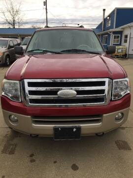 2007 Ford Expedition for sale at New Rides in Portsmouth OH