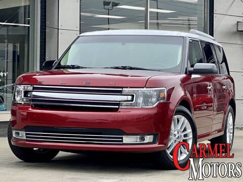 2015 Ford Flex for sale at Carmel Motors in Indianapolis IN
