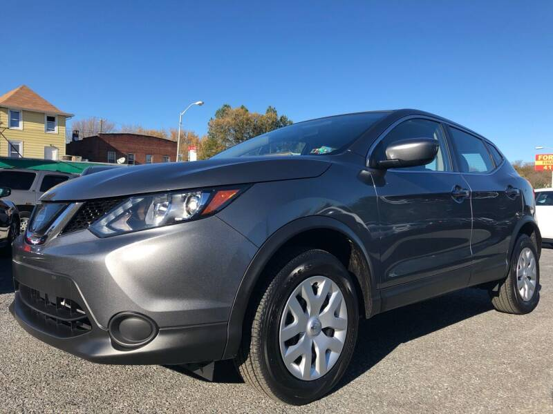 2019 Nissan Rogue Sport for sale at Trimax Auto Group in Baltimore MD