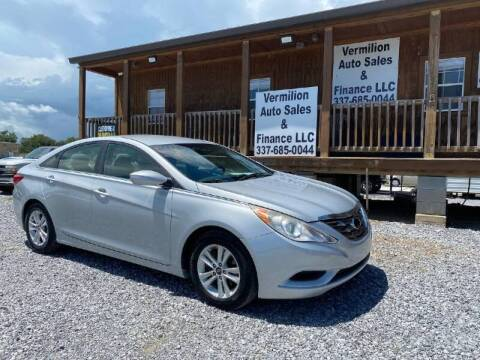 2011 Hyundai Sonata for sale at Vermilion Auto Sales & Finance in Erath LA