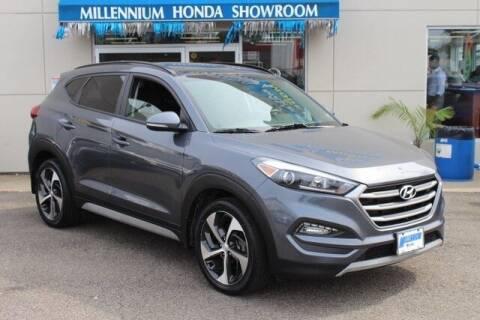 2018 Hyundai Tucson for sale at MILLENNIUM HONDA in Hempstead NY