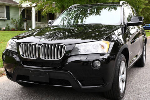 2011 BMW X3 for sale at Prime Auto Sales LLC in Virginia Beach VA
