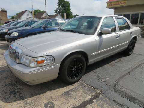 2008 Mercury Grand Marquis for sale at Bells Auto Sales in Hammond IN