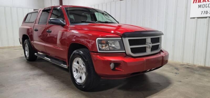 2010 Dodge Dakota for sale at Matt Jones Motorsports in Cartersville GA