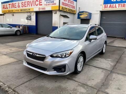 2018 Subaru Impreza for sale at US Auto Network in Staten Island NY
