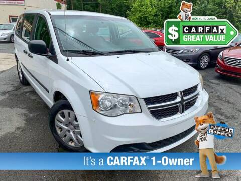 2014 Dodge Grand Caravan for sale at High Rated Auto Company in Abingdon MD