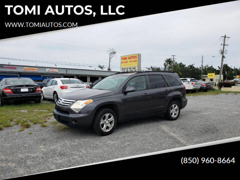 2008 Suzuki XL7 for sale at TOMI AUTOS, LLC in Panama City FL