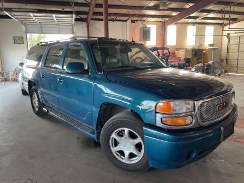 2005 GMC Yukon XL for sale at PYRAMID MOTORS - Pueblo Lot in Pueblo CO