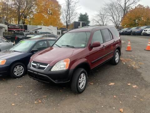 2002 Honda CR-V for sale at Car VIP Auto Sales in Danbury CT