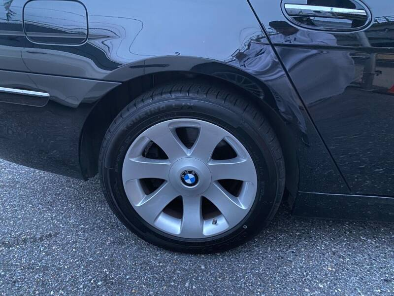 2008 BMW 7 Series 750Li 4dr Sedan - Philladelphia PA