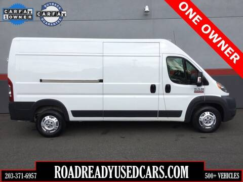 2016 RAM ProMaster Cargo for sale at Road Ready Used Cars in Ansonia CT