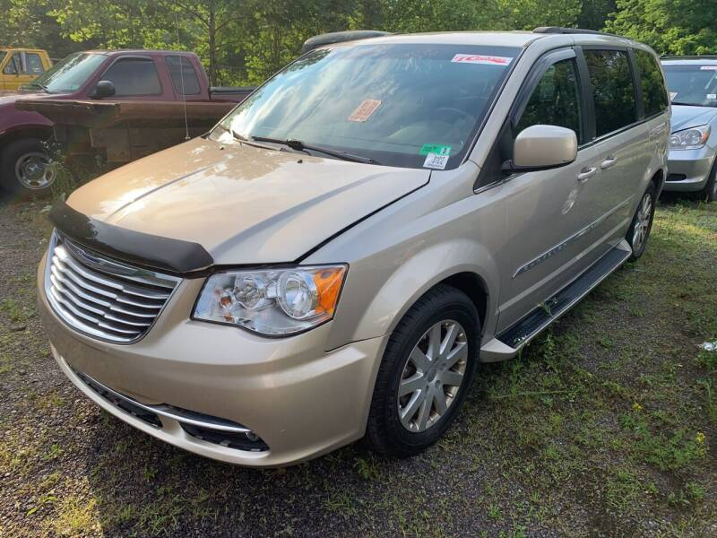 2013 Chrysler Town and Country for sale at Trocci's Auto Sales in West Pittsburg PA