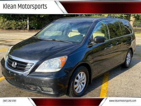 2008 Honda Odyssey for sale at Klean Motorsports in Skokie IL