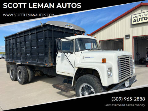 1974 International F/1800 for sale at SCOTT LEMAN AUTOS in Goodfield IL