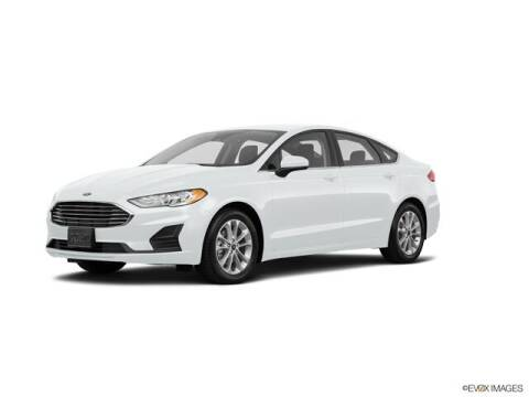 2020 Ford Fusion for sale at Ken Wilson Ford in Canton NC