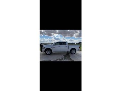 2016 RAM Ram Pickup 1500 for sale at STANLEY FORD ANDREWS in Andrews TX