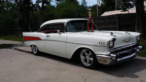 1957 Chevrolet Bel Air ------- for sale at Vintage Motor Cars LLC in Rossville GA