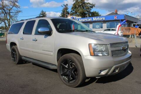 2007 Chevrolet Suburban for sale at All American Motors in Tacoma WA
