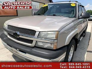 2005 Chevrolet Avalanche for sale in Chesaning, MI