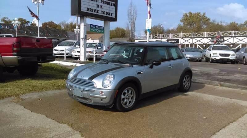 2004 MINI Cooper for sale at Autos Inc in Topeka KS