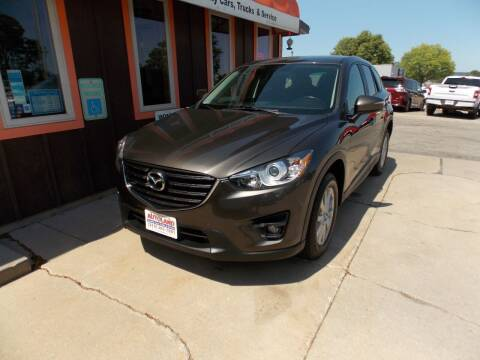 2016 Mazda CX-5 for sale at Autoland in Cedar Rapids IA