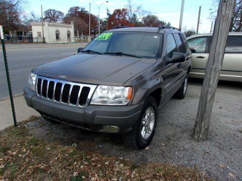 2002 Jeep Grand Cherokee for sale at Car Credit Auto Sales in Terre Haute IN