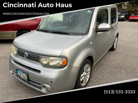 2009 Nissan cube for sale at Cincinnati Auto Haus in Cincinnati OH