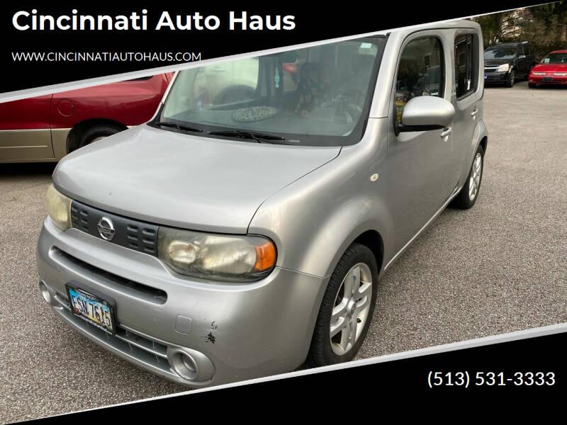 2009 Nissan cube for sale at Cincinnati Auto Haus in Cincinnati OH