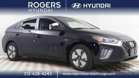 2020 Hyundai Ioniq Hybrid for sale at ROGERS  AUTO  GROUP in Chicago IL