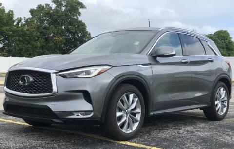 2019 Infiniti QX50 for sale at Guru Auto Sales in Miramar FL