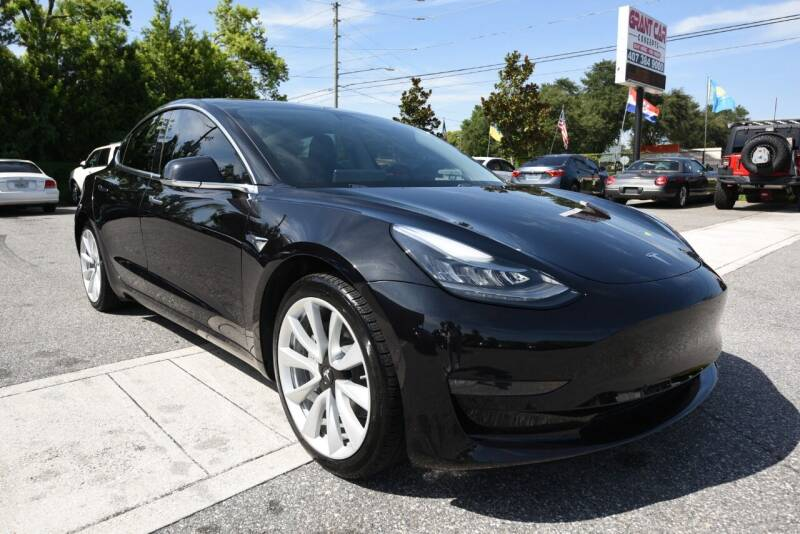 2018 Tesla Model 3 for sale at Grant Car Concepts in Orlando FL