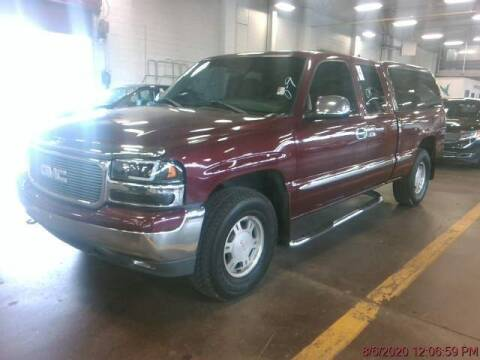 2002 GMC Sierra 1500 for sale at Kansas Car Finder in Valley Falls KS