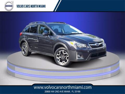 2017 Subaru Crosstrek for sale at Volvo Cars North Miami in Miami FL