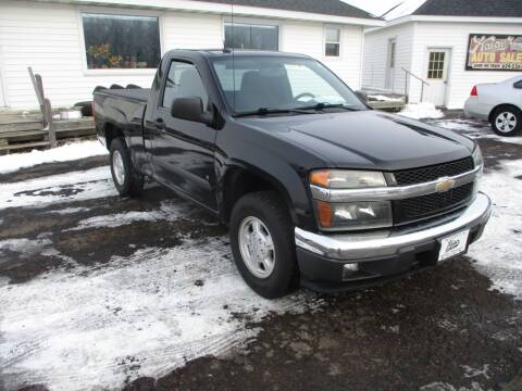 2008 Chevrolet Colorado for sale at KAISER AUTO SALES in Spencer WI