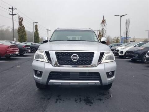 2017 Nissan Armada for sale at Lou Sobh Kia in Cumming GA