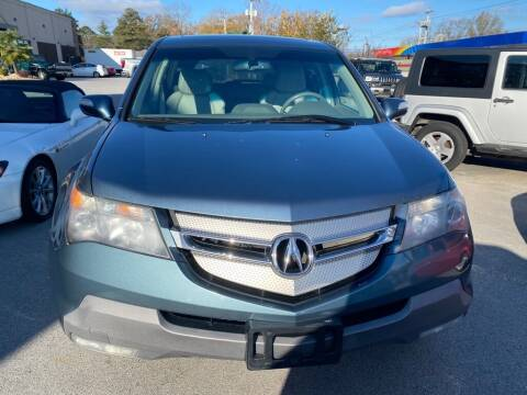 2008 Acura MDX for sale at Z Motors in Chattanooga TN