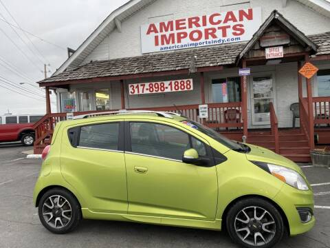 2014 Chevrolet Spark for sale at American Imports INC in Indianapolis IN