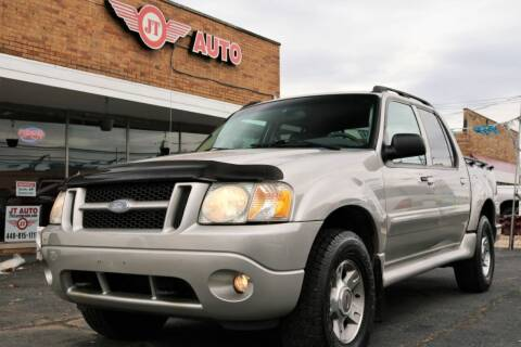 2004 Ford Explorer Sport Trac for sale at JT AUTO in Parma OH