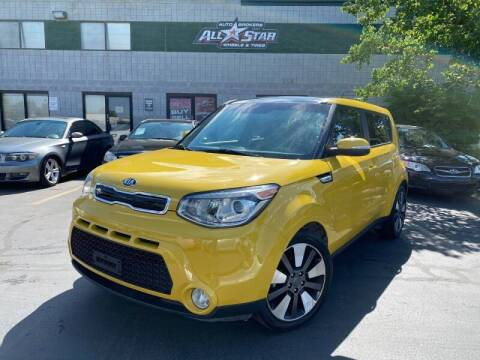 2014 Kia Soul for sale at All-Star Auto Brokers in Layton UT