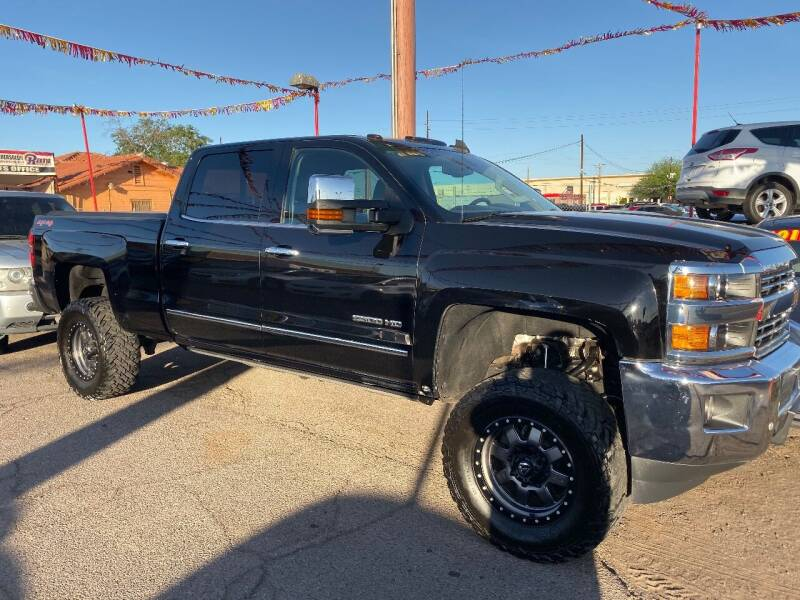 2015 Chevrolet Silverado 2500HD for sale at Ram Auto Sales LLC in Phoenix AZ
