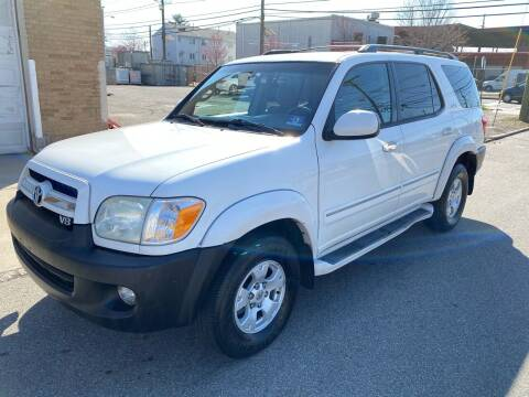 2005 Toyota Sequoia for sale at Jordan Auto Group in Paterson NJ