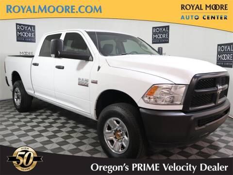 2018 RAM Ram Pickup 2500 for sale at Royal Moore Custom Finance in Hillsboro OR
